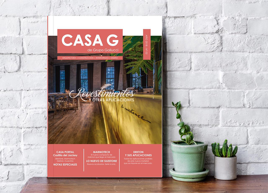 Revista Casa G - Segunda Edición